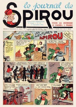 Le journal de Spirou # 178