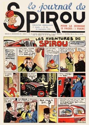 Album Spirou (recueil) # 180