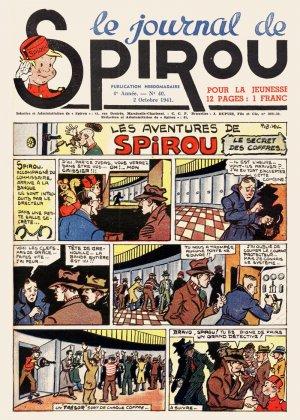 Album Spirou (recueil) # 181