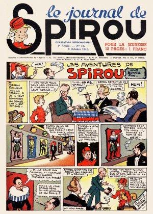 Album Spirou (recueil) # 182