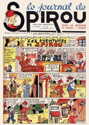 Album Spirou (recueil) # 183