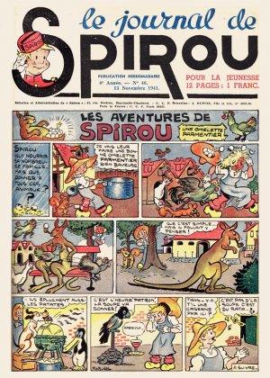Le journal de Spirou # 187