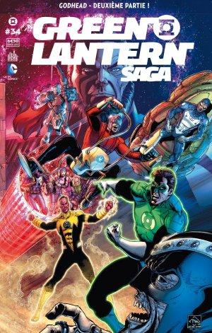 Green Lantern Saga T.34