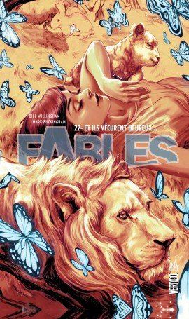 Fables # 22