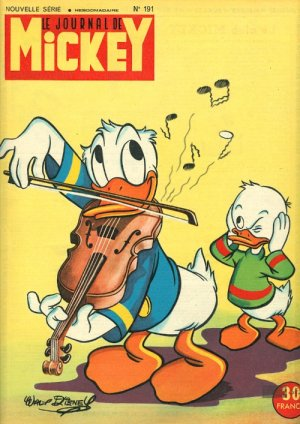 Le journal de Mickey 191