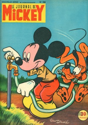 Le journal de Mickey 199