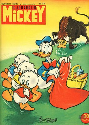 Le journal de Mickey 218
