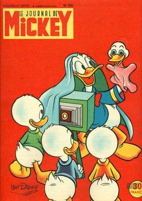Le journal de Mickey 220