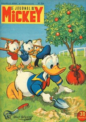 Le journal de Mickey 224