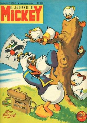 Le journal de Mickey 226