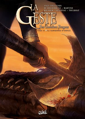 La geste des chevaliers dragons # 21