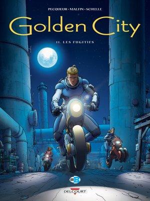 Golden City # 11
