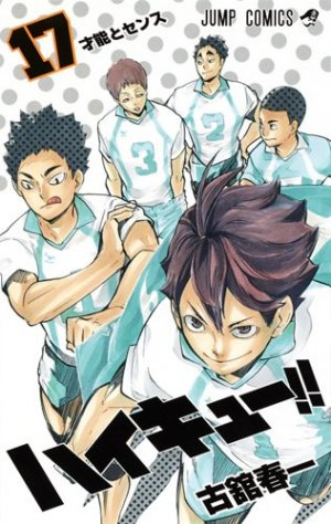 Haikyu !! Les As du Volley # 17