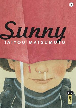 couverture, jaquette Sunny 5  (kana)