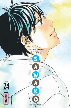 couverture, jaquette Sawako 24  (kana)