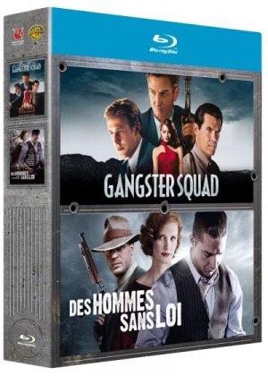Coffret Gangster Squad/Des hommes sans loi 0 - Coffret Gangster Squad - Des Hommes sans loi blu-ray