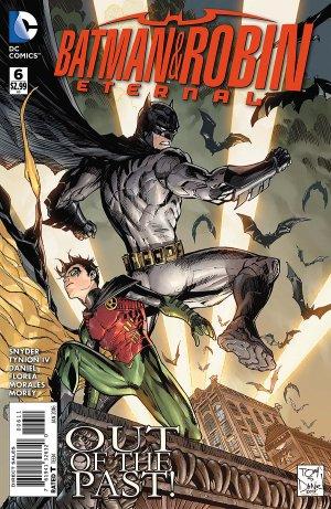 Batman and Robin Eternal # 6 Issues V1 (2015 - 2016)