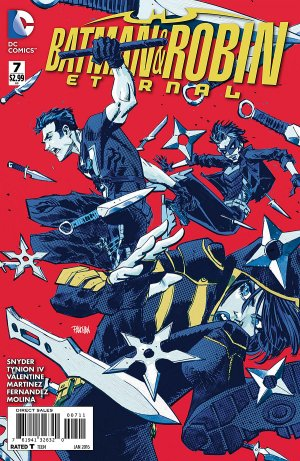 Batman and Robin Eternal # 7 Issues V1 (2015 - 2016)