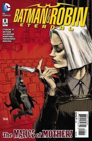 Batman and Robin Eternal # 8 Issues V1 (2015 - 2016)