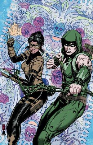 Green Arrow # 46 Issues V5 (2011 - 2016)