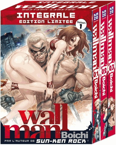 Wallman # 1 Intégrale