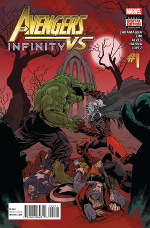Avengers Vs Infinity édition Issue (2015)