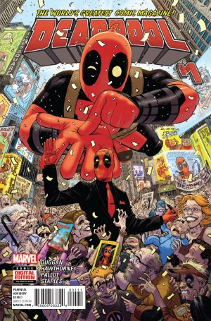 Deadpool édition Issues V5 (2016 - 2018)