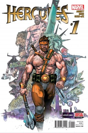 Hercules (Marvel) édition Issues V4 (2015 - 2016)
