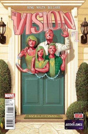 La Vision # 1 Issues V2 (2015 - 2016)