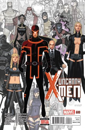 Uncanny X-Men édition Issues V1 Suite (2015)