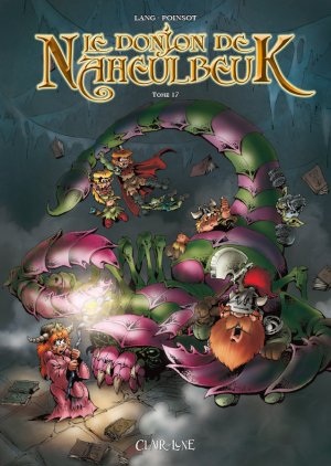 Le donjon de Naheulbeuk # 17
