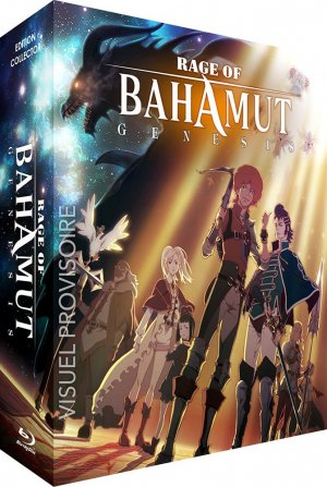 Rage of Bahamut édition Intégrale - Edition Collector Limitée DVD + Bluray