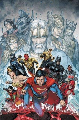 Injustice - Gods Among Us Year Four édition TPB hardcover (cartonnée)