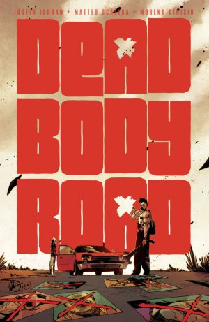 Dead Body Road # 1 TPB softcover (souple)