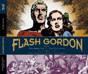 Flash Gordon Dailies - Dan Barry édition Hardcover (cartonnée)