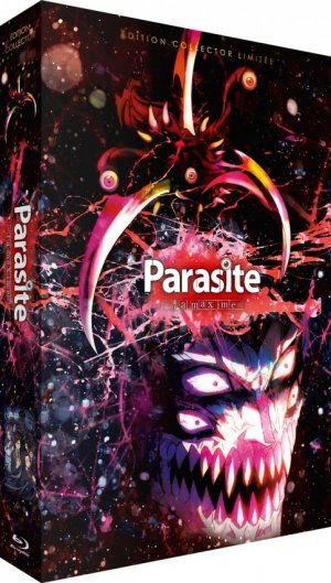 couverture, jaquette Parasite  Intégrale - Collector - Combo Blu-Ray/DVD (Black box)