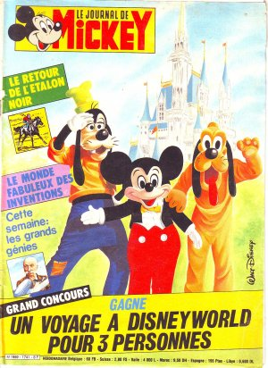 Le journal de Mickey 1741