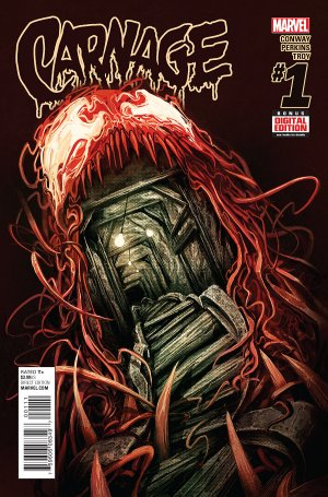 Carnage # 1 Issues V2 (2015 - 2017)