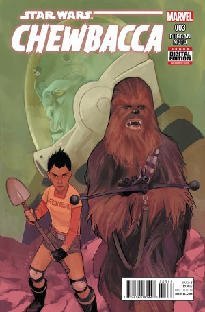 Chewbacca # 3 Issues V1 (2015)
