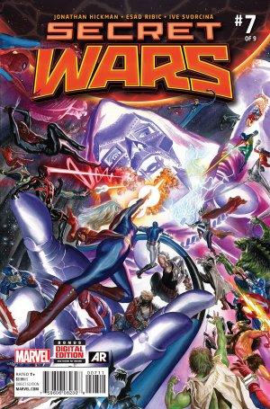 Secret Wars # 7 Issues V1 (2015 - 2016)