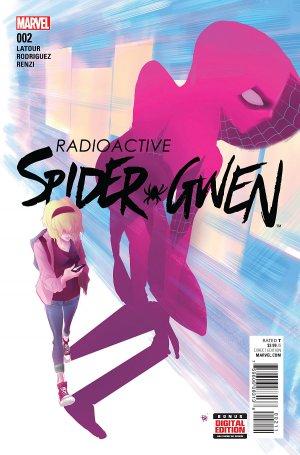 Spider-Gwen # 2 Issues V2 (2015 - 2018)