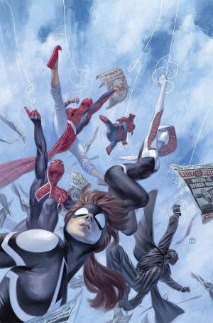 Spider-Man - Web Warriors # 1 Issues V1 (2015 - 2016)