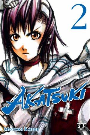 couverture, jaquette Akatsuki 2  (Pika) Manga