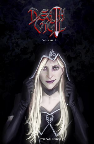 Death Vigil édition TPB softcover (souple)