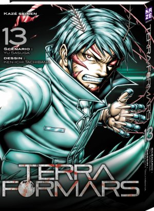 Terra Formars # 13
