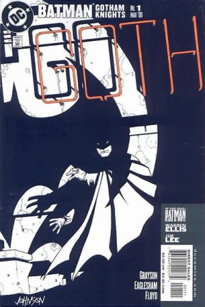 Batman - Gotham Knights # 1