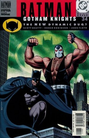 Batman - Gotham Knights # 34 Issues V1 (2000 - 2006)