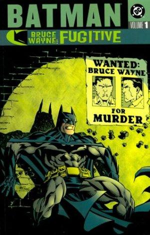 Bruce Wayne - Fugitive édition TPB softcover (souple)