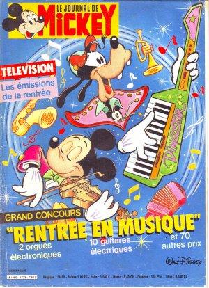 Le journal de Mickey 1733