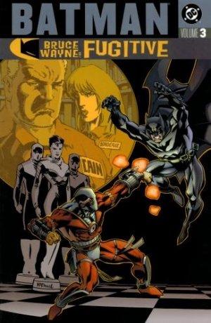 Bruce Wayne - Fugitive 3